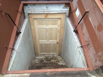 Interior exterior basement renovations xl home improvements 215 513 7393 for Exterior basement access doors