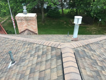 Roof Replacement with Certainteed Landmark TL Shingles